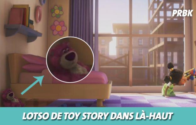 Disney : Lotso de Toy Story dans Là-Haut