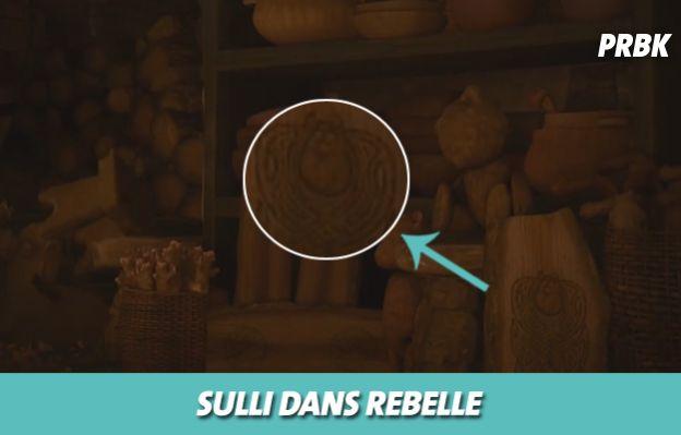Disney : Sulli dans Rebelle