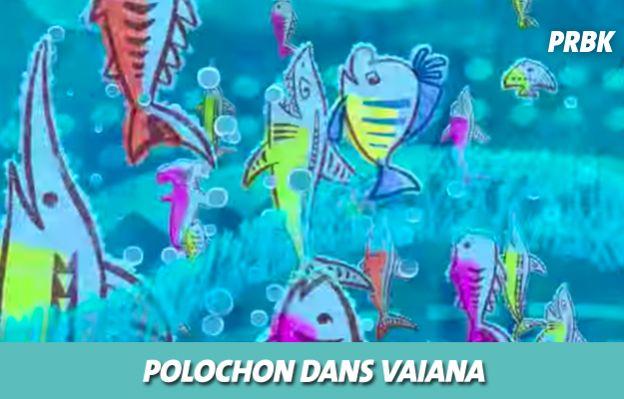 Disney : Polochon dans Vaiana