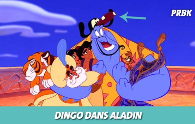 Disney : Dingo dans Aladin