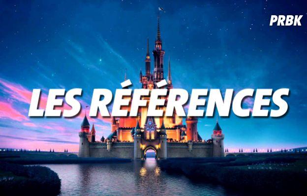 Disney : les références
