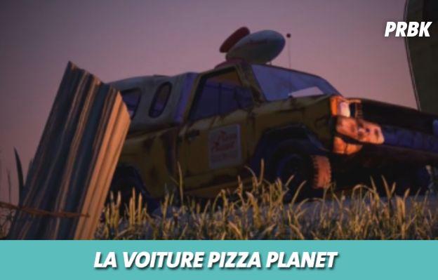 Disney : Pizza Planet
