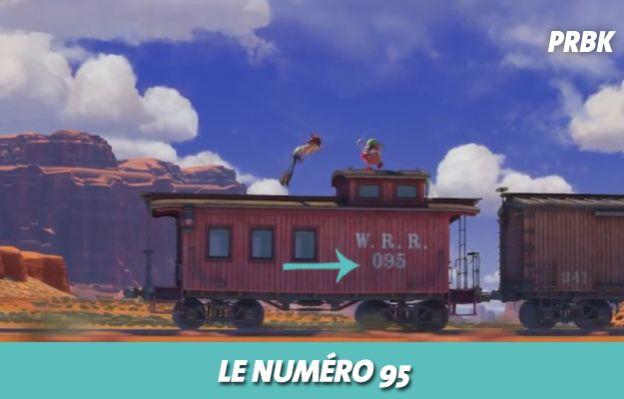 Disney : le numéro 95