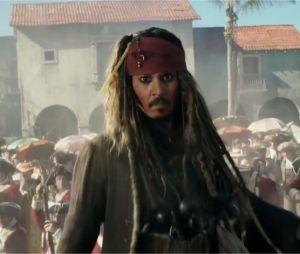 Pirates des Caraïbes 5 : Jack Sparrow face à son pire ennemi dans un trailer épique