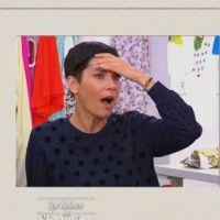 Cristina Cordula sous le choc à cause du maquillage d'une candidate dans Les Reines du shopping