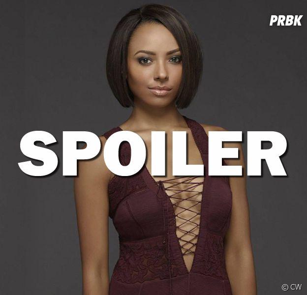The Vampire Diaries saison 8 : Bonnie va-t-elle mourir pour la fin de la série ?