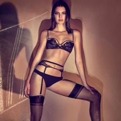 Kendall Jenner canonissime en sous-vêtements pour La Perla 😍