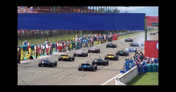 Superleague formula l 39 ancien pilote f1 franck montagny for F1 bordeaux