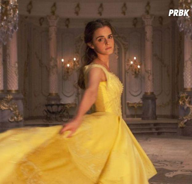La Belle et la Bête : l'incroyable salaire de princesse d'Emma Watson