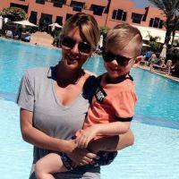 """Amélie Neten - Son incroyable instinct maternel a sauvé son fils Hugo : """"il était tout bleu!"""""""