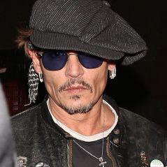 Johnny Depp amaigri et affaibli : les photos inquiétantes