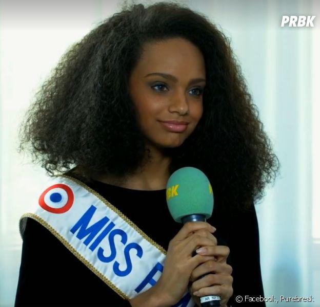Alicia Aylies (Miss France 2017) : elle ne craque pas pour Antoine Griezmann.
