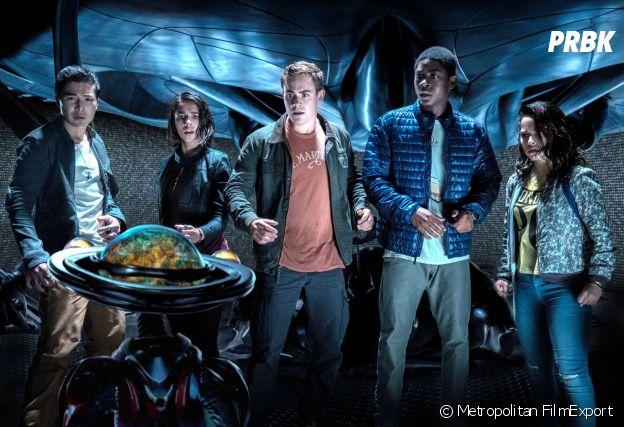 Power Rangers : les cinq acteurs réunis