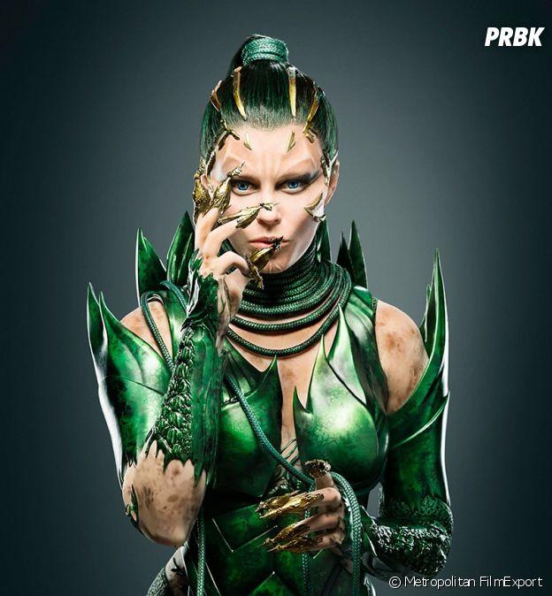Power Rangers : Elizabeth Banks joue le rôle de Rita