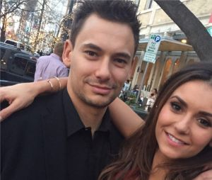 Nina Dobrev présente son frère Aleksandar sur Instagram