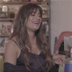 Lea Michele et Darren Criss : les deux stars de Glee reprennent une chanson culte de la série