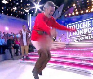 Jean-Michel Maire finit nu dans TPMP après un défi qui dérape !
