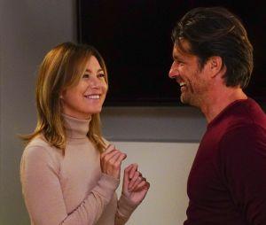 Grey's Anatomy saison 13 : Meredith sera-t-elle enceinte de Riggs ?