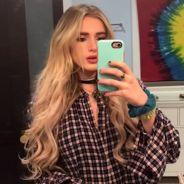 Bella Thorne transformée : fini les cheveux bleus, elle (re)devient blonde 💇