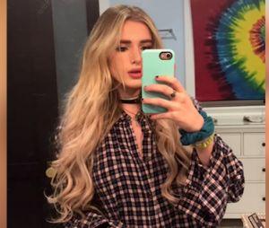 Bella Thorne transformée : fini les cheveux bleus, elle redevient blonde