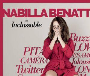 Nabilla Benattia : la couverture de son nouveau livre Inclassable
