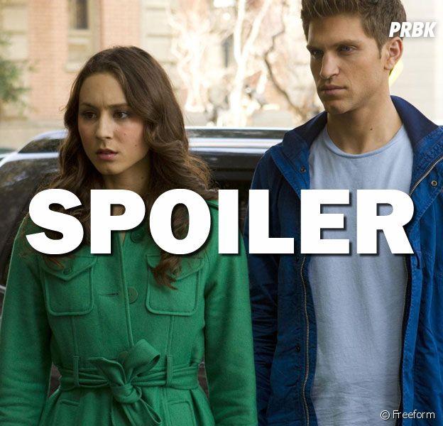 Pretty Little Liars saison 7 : la fin du couple Spencer/Toby déjà dévoilée ?