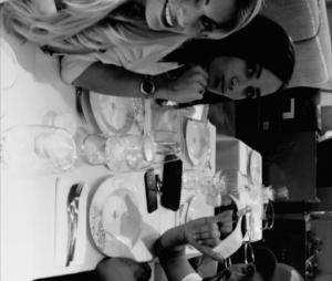 Kevin (Les Marseillais South America) et Carla au restaurant avec Manon Marsault et Anthony Matéo