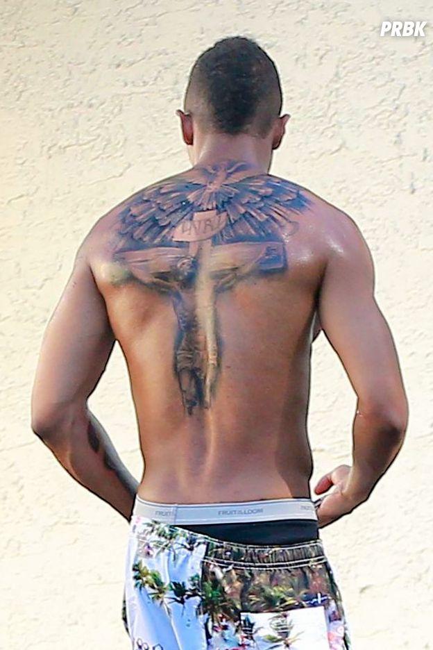 Nick Cannon et son tatouage dédié à Mariah Carey, recouvert depuis leur rupture