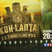 Koh Lanta le choc des Héros ... bande annonce du prime du vendredi 16 avril 2010