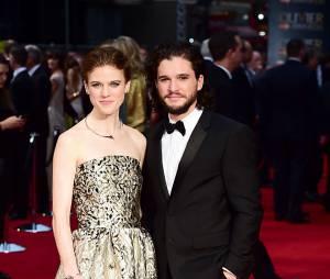 Kit Harington (Game of Thrones) et Leslie Rose : le couple franchit un nouveau cap !
