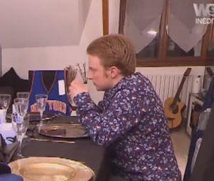 Anthony Lyricos dans Un dîner presque parfait : le ton monte avec une candidate