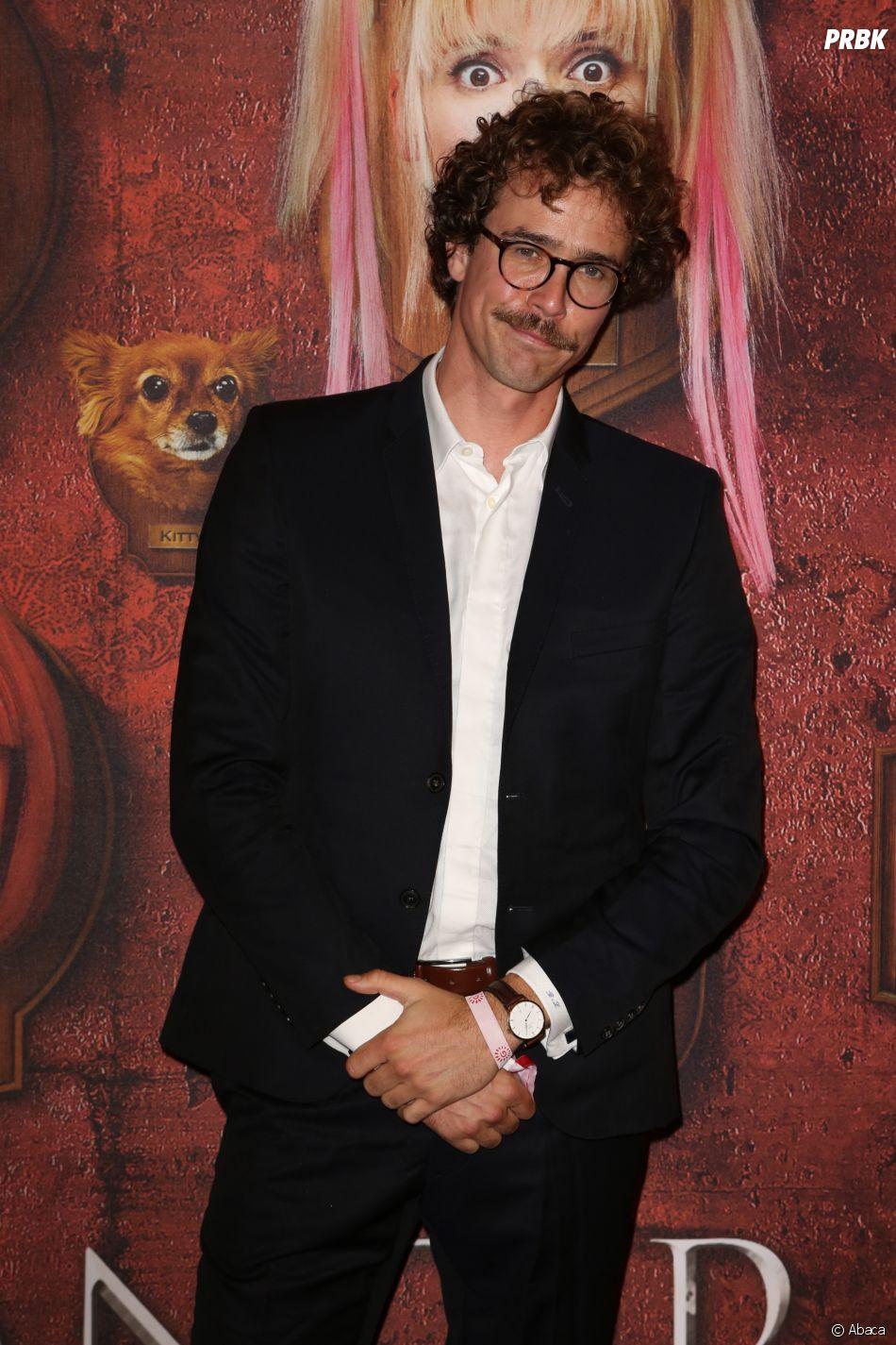 Baptiste Lorber à l'avant-première du film Le Manoir le 9 juin 2017 au Grand Rex à Paris