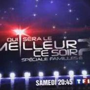 Qui sera le meilleur ce soir ? Spéciale familles sur TF1 ce soir ... samedi 17 avril 2010