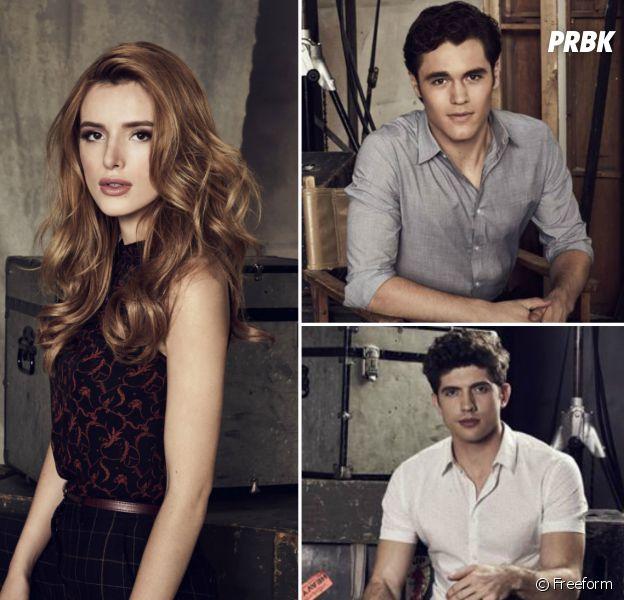 Famous in love saison 2 : Jake ou Rainer, qui va choisir Paige ? Bella Thorne donne son avis