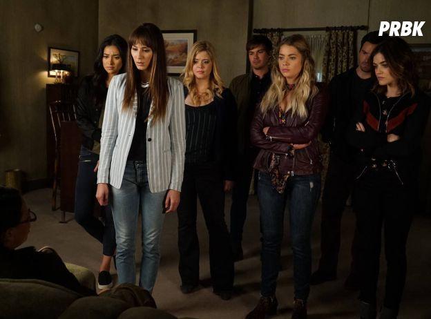 Pretty Little Liars saison 7 : Hanna, Spencer, Emily, Alison et Aria face à A.D ?