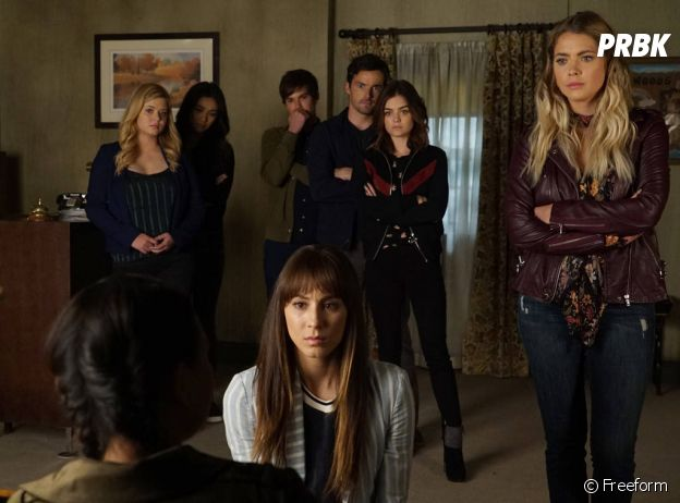 Pretty Little Liars saison 7 : Mona est-elle A.D ?