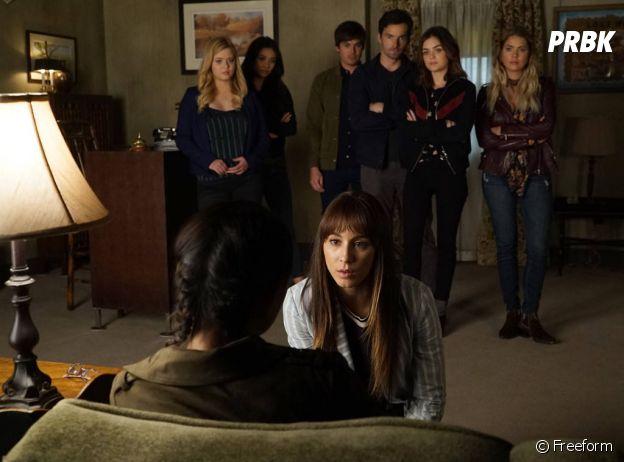 Pretty Little Liars saison 7 : l'identité d'A.D déjà dévoilée ?