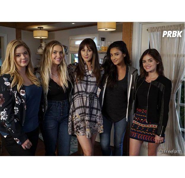 Pretty Little Liars saison 7 : un nouveau spin off en préparation ?