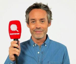 Yann Barthès 14ème du classement des animateurs préférés des Français 2017