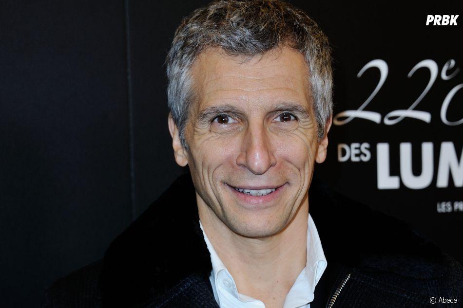 Nagui 3ème du classement des animateurs préférés des Français 2017