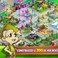 Zoo Evolution sur iOS et Android