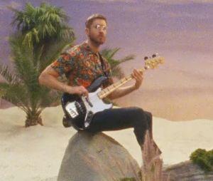 "Clip ""Feels"" : Calvin Harris, Katy Perry, Pharell Williams et Big Sean réunis dans un décor tropical"