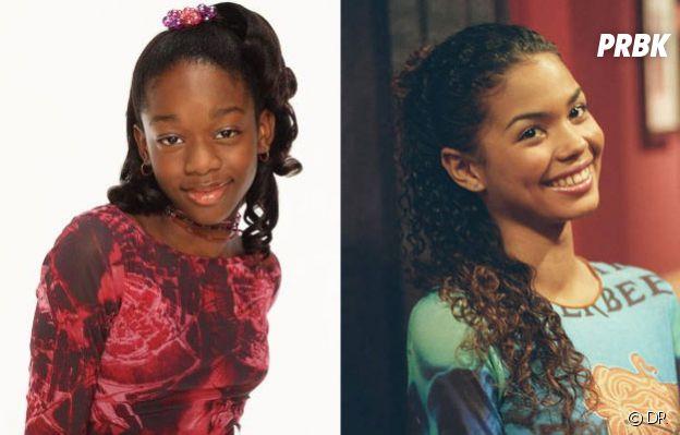 Ma famille d'abord : Jazz Raycole (à gauche) remplacée par Jennifer Freeman (à droite)