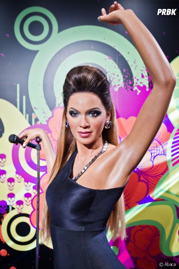 Beyoncé chez Madame Tussauds, la catastrophe !