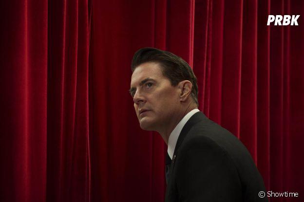 Kyle MacLachlan dans Twin Peaks