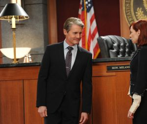 Kyle MacLachlan dans The Good Wife
