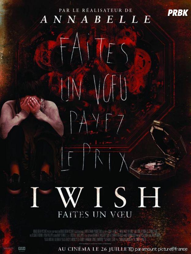 affiche de I Wish -Faites un voeu.
