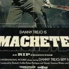 Machete ... Bande annonce du film de Robert Rodriguez