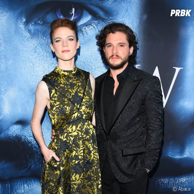 Game of Thrones : Kit Harington et Rose Leslie en couple