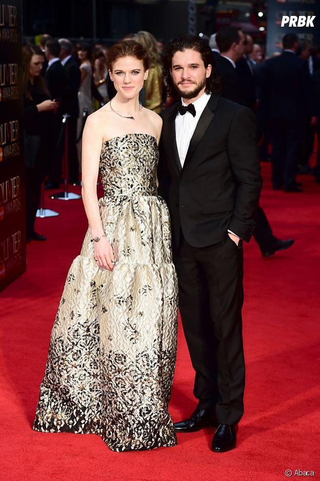 Game of Thrones : Kit Harington et Rose Leslie en couple